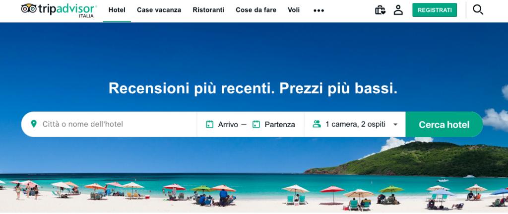 Hotel SEO Tripadvisor.com