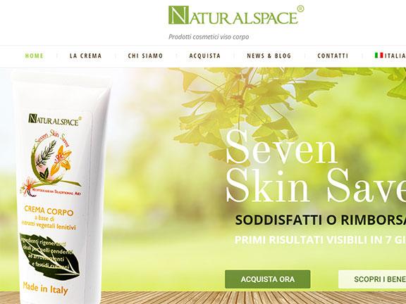 siti web per produttori di cosmetici