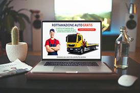 siti web per autodemolizioni e soccorso stradale
