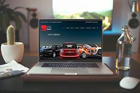 SITI WEB PER CONCESSIONARIE AUTO