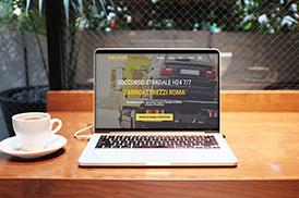 sito web per soccorso stradale