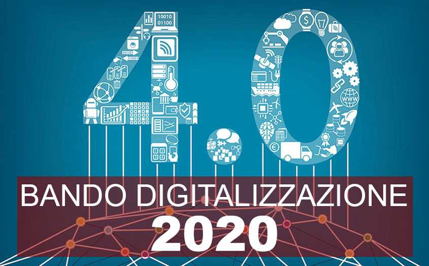 bando voucher digitali 4.0 2020