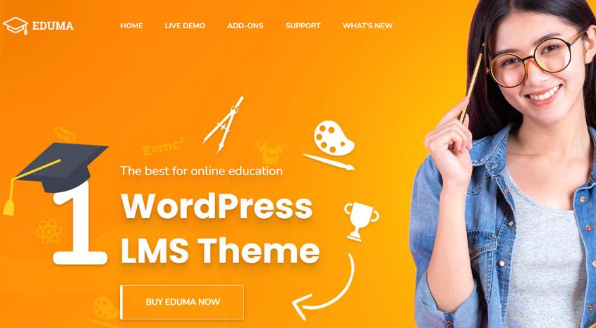 wordpress miglior tema per corsi e scuole