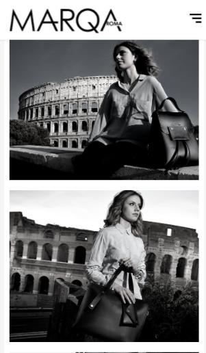sito web prodotti alta moda